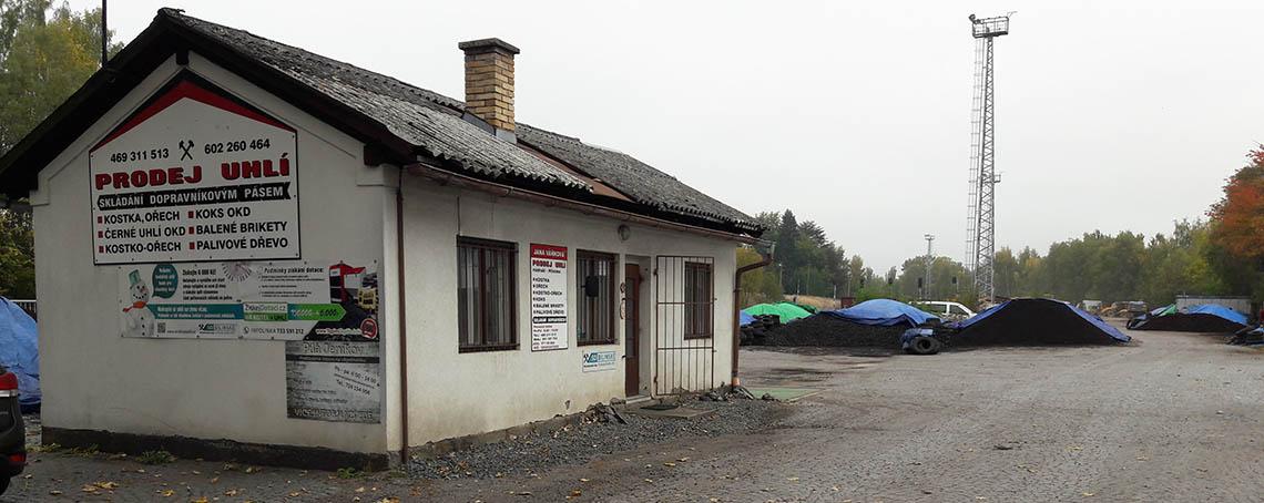 Uhelné sklady Hlinsko   JARNÍ SLEVY