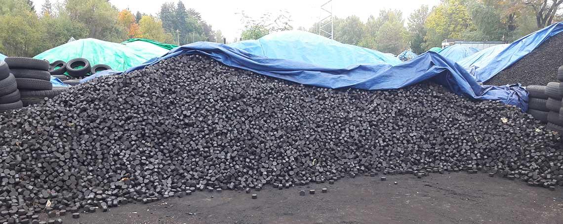 Prodej hnědého uhlí a briket   JARNÍ SLEVY