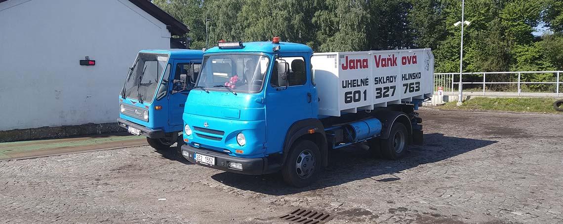 JARNÍ SLEVY !!! prodej uhlí včetně dopravy